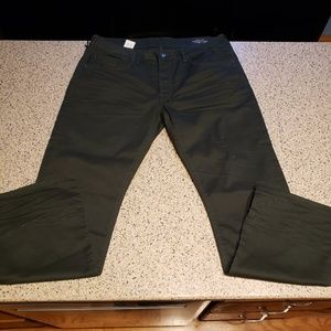 Buffalo NWT Six-X 34x30 hunter green Jeans